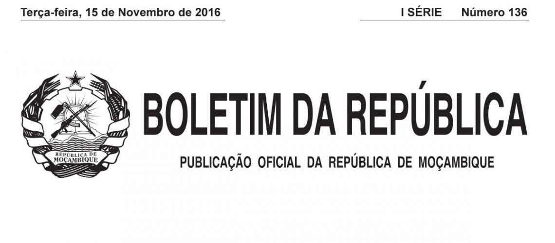 Diploma Ministerial 85-2016 de 15 de Novembro - Regulamento das Residencias Medicas da CNRM